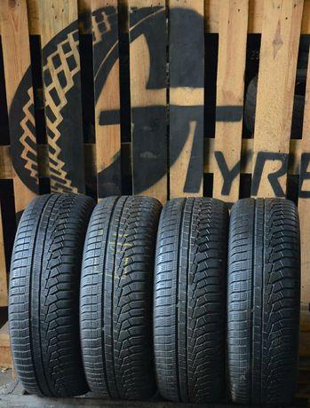 Резина зимова шини колеса зима зимние 215 60 r17 Hankook
