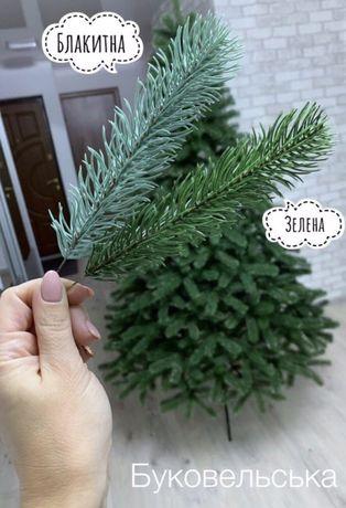 Литая Буковельская ель искуссственная елка