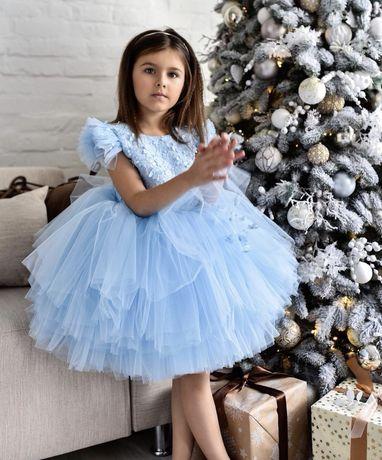 Нарядное платье выпускное платье