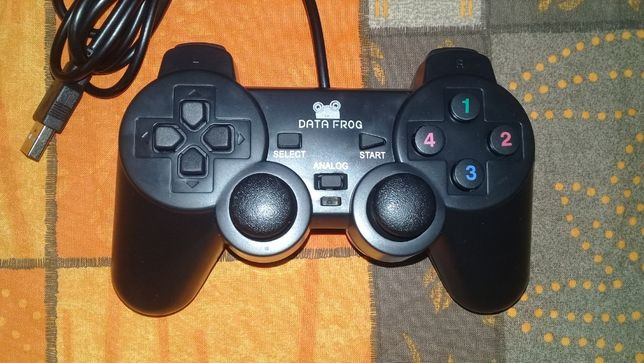 Data Frog USB Gamepad 2шт.
