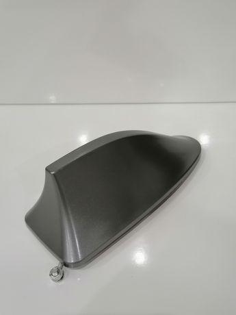 Antena barbatana de tubarão universal de cor cinza