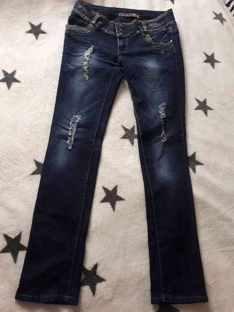 Super jeansy rozmiar M