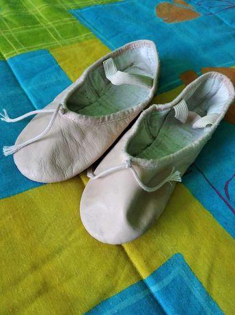 sabrinas em pele para ballet