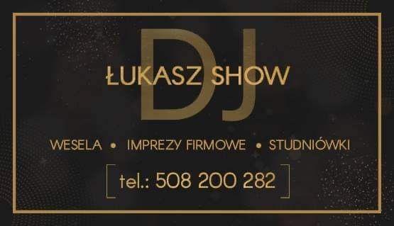 DJ Łukasz SHOW Wodzirej Konferansjer Urodziny Wesele Szczecin
