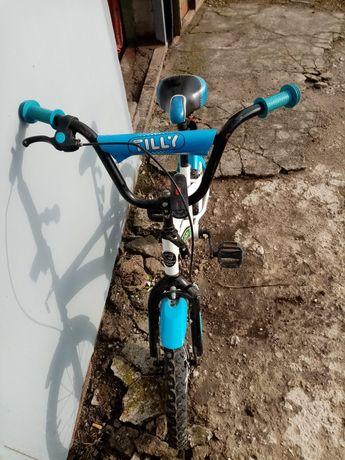 Велосипед 5-7 лет