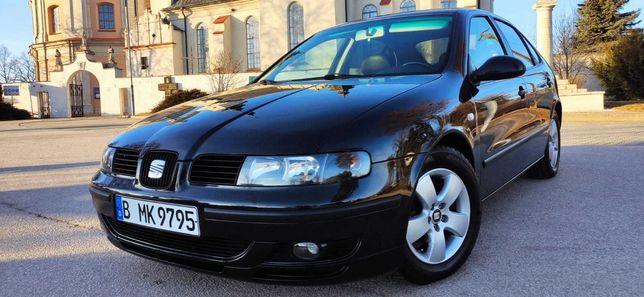 SEAT LEON  2004 R 1.6 Benzyna.KlimaTronik.Niemcy.Super Stan.Raty
