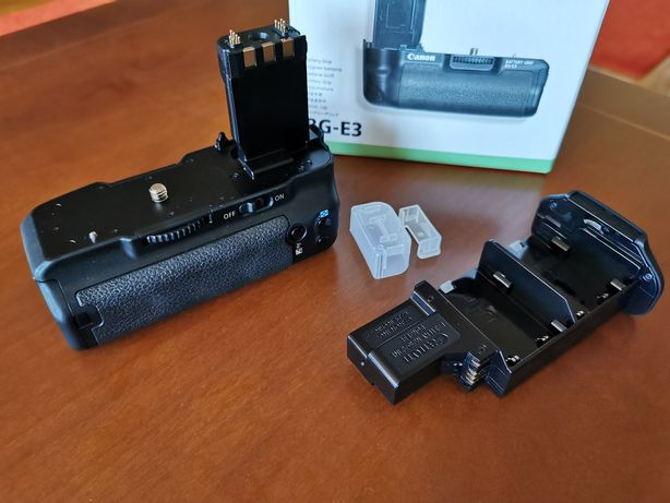 Батарейный блок BG-E3 (аналог) для CANON 350D, 400D, XT, XTi