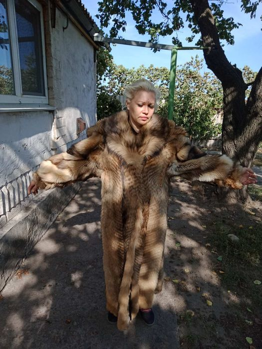 Продам шубу(волк) Кривой Рог - изображение 1