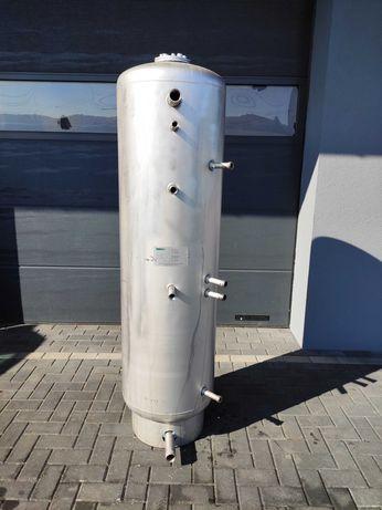 Bojler solarny CTC 350 L nierdzewka 2 wężownice