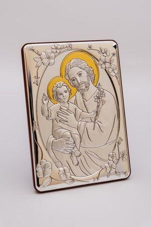 Obrazek Świętego Józefa z Dzieciątkiem