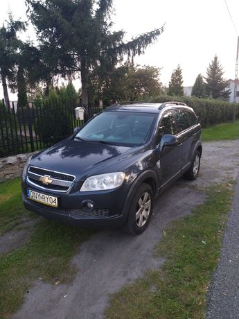 Chevrolet Captiva LT High