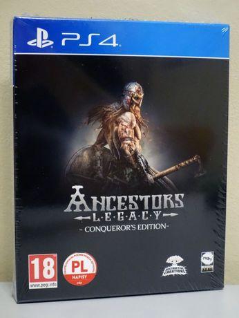 Ancestors Legacy Conqueror's Edition Playstation 4 - Nowa Folia Polska