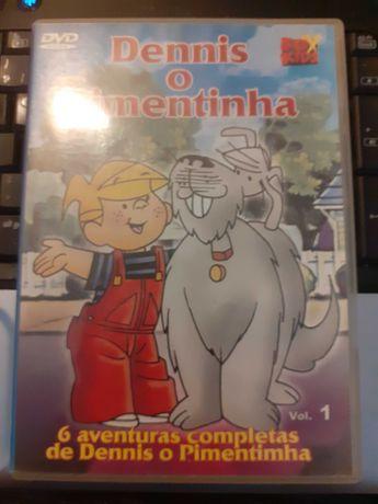 DVD: Dennis o Pimentinha - Vol. 1