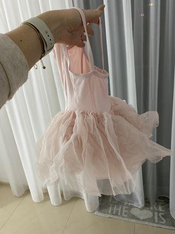 Cudowny strój na balet 98-104