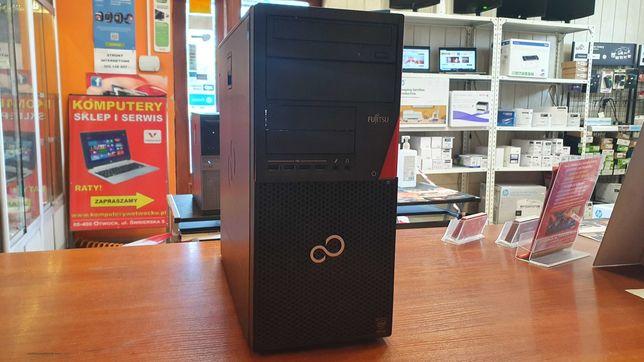 Poleasingowy Komputer Stacjonarny Fujitsu ESPRIMO P720  SERWIS VERTES