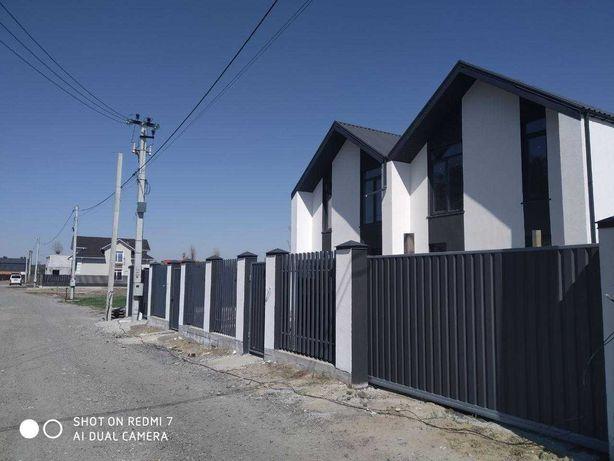 Счастливое,новый дом, Бориспольский р-н ,Киев 10 мин.Ключи в наличии