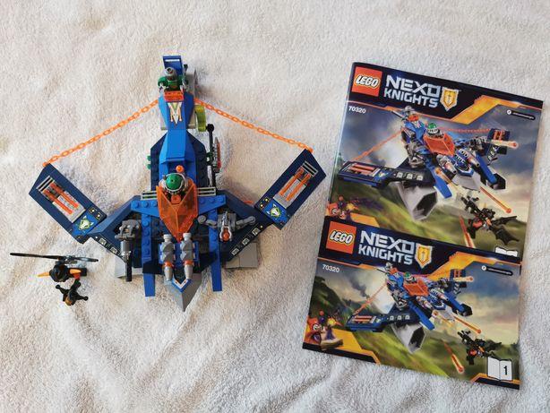 Klocki Lego Nexo Knights 70320