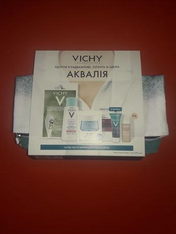 Набор миниатюр для комплексного ухода Vichy Aqualia Thermal