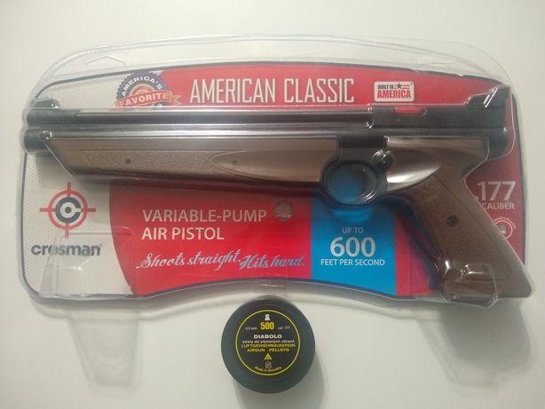 Wiatrówka crosman american classic P1377BR