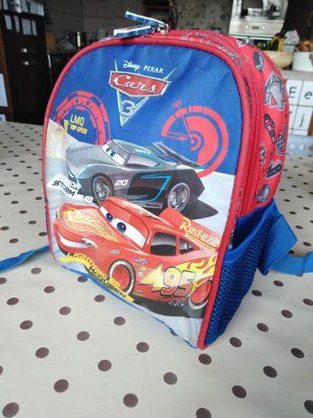 Plecaczek firmy Disney Autka