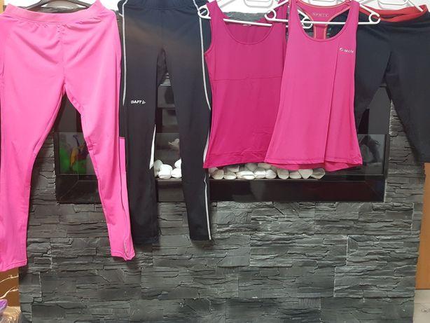 Spodnie na rower do biegania