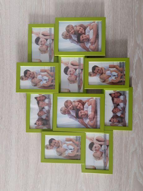 Ramka na 10 zdjęć
