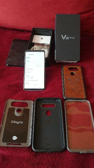 LG V30 H-930 Gwarancja producenta! Jak nowy! + Akcesoria za 300zł