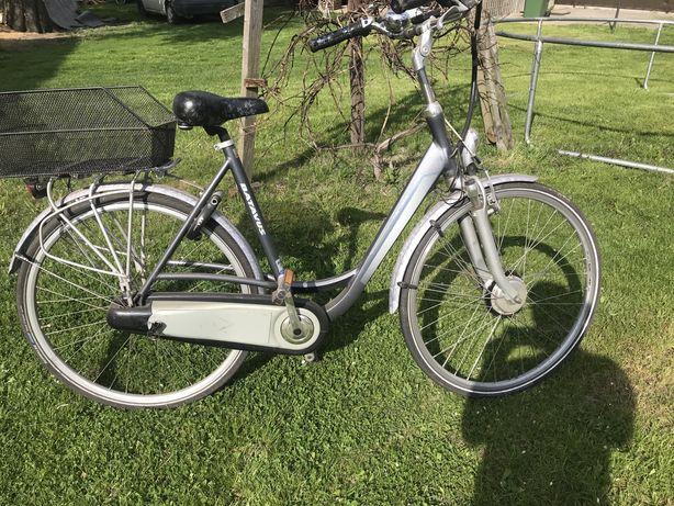 Rower elektryczny Batavus marcato e-go