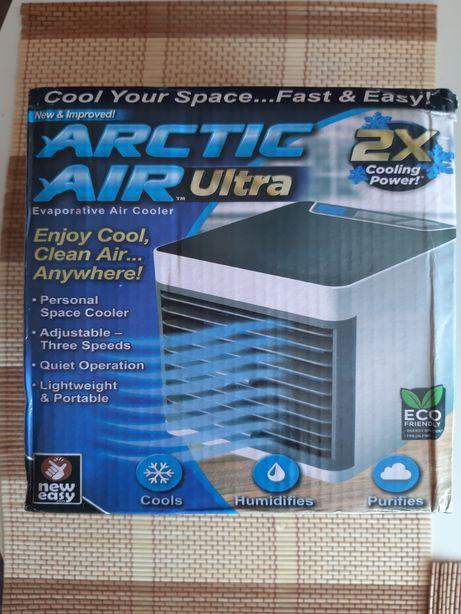 Ar condicionado portatil usb baixo consumo de energia água ventoinha
