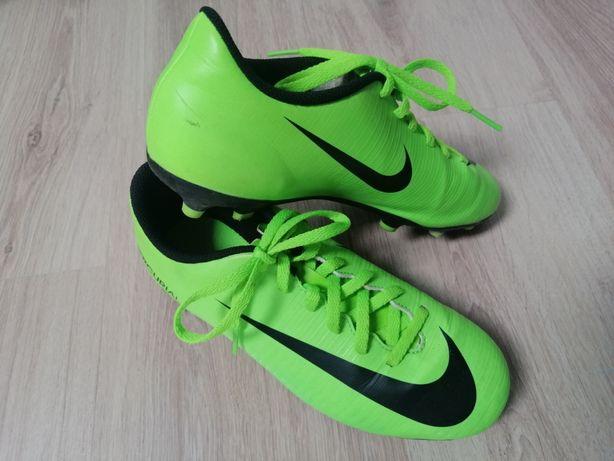 Korki Nike buty piłkarskie rozmiar 38 wkładka 24cm Nike MERCURIAL