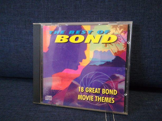The best of bond 18 great bond movie themes