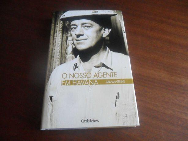 """""""O Nosso Agente em Havana"""" de Graham Greene"""