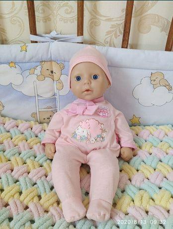 Перша кукла,лялька, пупс Аннабель запф, кукла Annabell Zapf, Annabelle