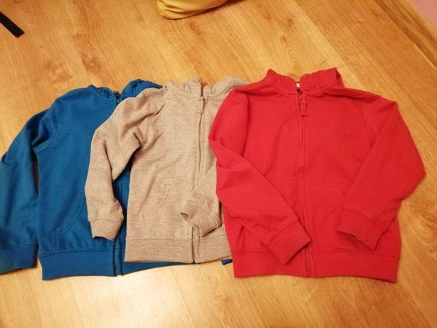 Bluzy, spodnie chłopięce