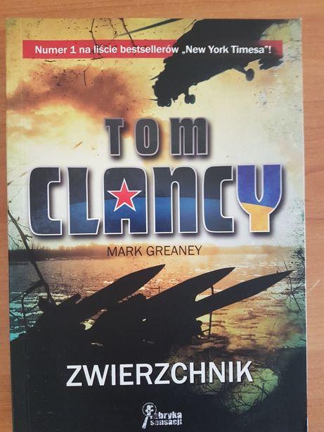 Zwierzchnik. Tom Clancy.