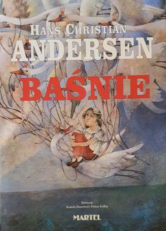 Hans Christian ANDERSEN - Baśnie wydanie w twardej okładce