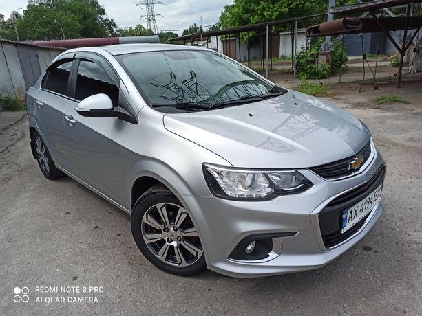 Продам Chevrolet aveo официальный не бит и не крашен Хозяин