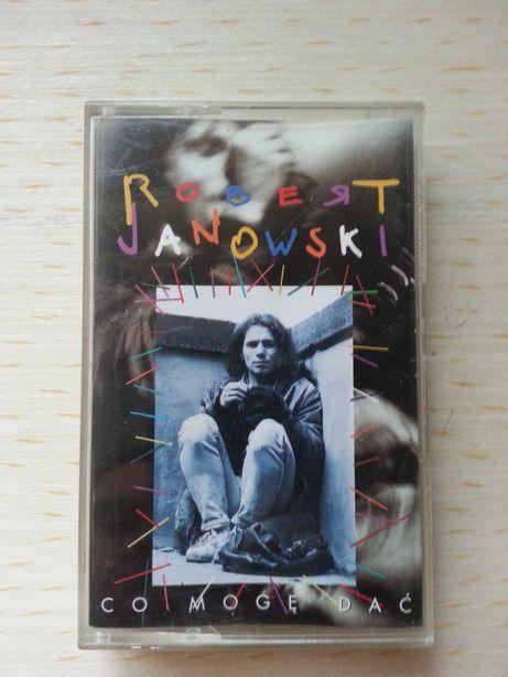 "Kaseta Robert Janowski ""Co mogę dać"""