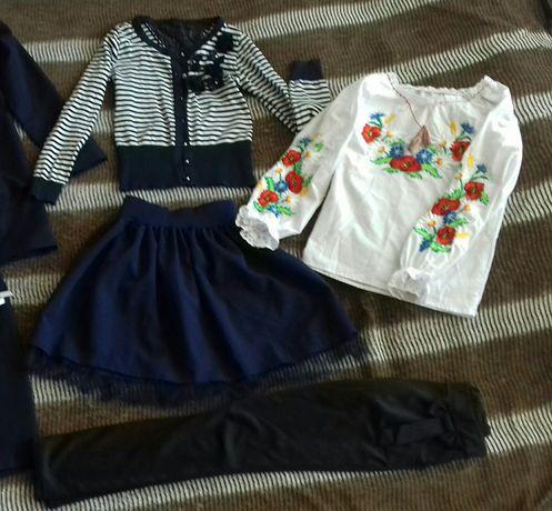 Комплект школьной одежды, школьная форма, шкільний одяг на 10-13 р
