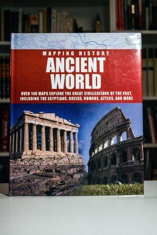 Mapas da história do mundo antigo (livro novo)