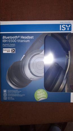 Słuchawki bezprzewodowe ISY IBH6500