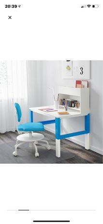Conjunto Secretaria e Cadeira Criança