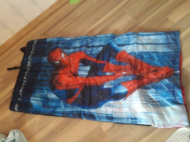 Śpiwór dziecięcy Spiderman