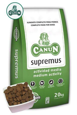Karma dla psa CANUN SUPREMUS dla psów dorosłych odkażająca 4 kg
