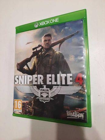 Sniper elite 4 xbox One polskie napisy