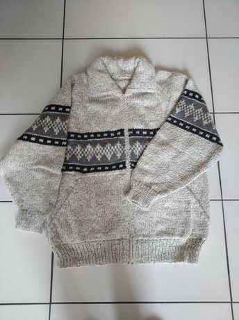 Casacos e camisolas de lã