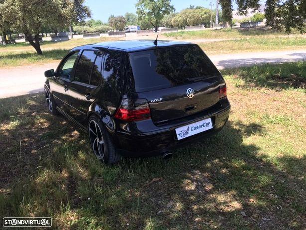 VW Golf 1.9 TDi Highline