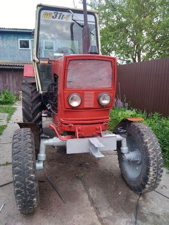 Трактор юмз 6 л в харошем состоянии