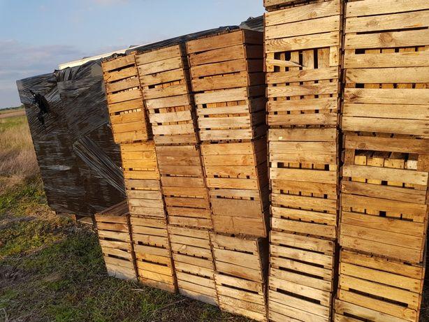 Skrzynki drewniane jedynki plastikowe do ogrodu na działkę doniczka