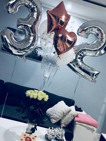 Napełnianie balonów helem Hel balon balony z helem